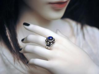 2198 Bali sapphire ring