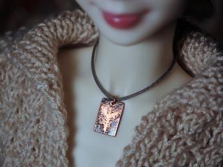2262 copper rune algiz