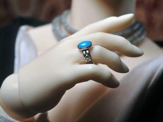 2302 Kingman turquoise