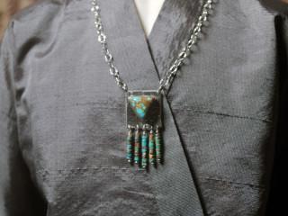 2311 No. 8 turquoise